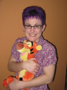 Me and Tigger more